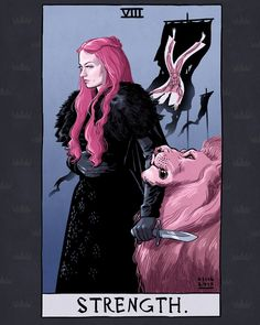 Post with 4692 votes and 149822 views. Tagged with game of thrones, tarot; Game of Thrones Tarot Cards Dessin Game Of Thrones, Game Of Thrones Cards, Game Of Thrones Artwork, Sansa Stark, Game Of Thrones Personajes, Geeks, Got Characters, Fanart, Anime Art Fantasy