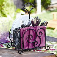 I pinned this Tendril Picnic Caddy from the Alfresco Dining event at Joss & Main!
