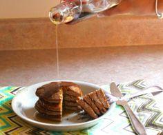 Perfect Paleo Pumpkin Pancakes #chowstalker
