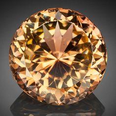 Gems:Faceted, Fine Gemstone: Tourmaline - 25.92 Ct.. Alto Ligonha District,Zambezia Province, Mozambique. ...