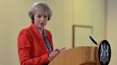 Theresa May 'optimistic' she can get right Brexit deal for UK - BBC News