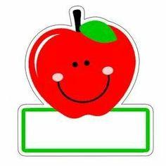 mikapanteleon-PawakomastoNhpiagwgeio: Ετικέτες στο Νηπιαγωγείο Apple Classroom, Classroom Themes, Class Decoration, School Decorations, Pre School, Back To School, School Fun, School Frame, School Labels