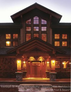Timberpeg Timber Frame | Squam Lake, NH (4626) | Post and Beam Homes