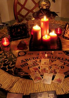 Divination:  Tools of #Divination.