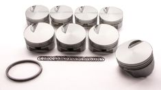 Sportsman Racing Products 4.280' Bore Big Block Chevy Piston 8 pc P/N 142979