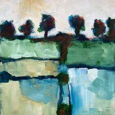 North Yorkshire Moors: Colin Pollock Contemporary Landscape, North Yorkshire, Paths, Landscapes, Painting, Art, Paisajes, Art Background, Scenery