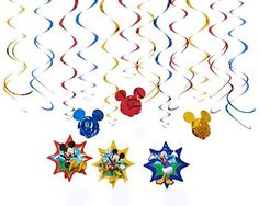 American Greetings Mickey Mouse Clubhouse Hanging Party D