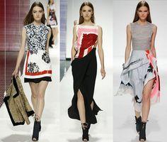 Fashion trend spring summer 2015 previews: Christian Dior