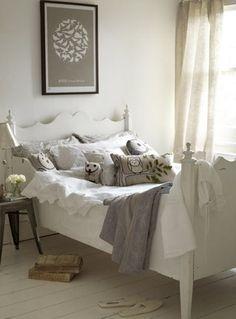 Pretty Bed from DESDE MY VENTANA: Dormitorios Infantiles