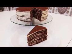 Cake Servings, Food Cakes, Tiramisu, Cake Recipes, Ethnic Recipes, Youtube, Jacket, Cakes, Easy Cake Recipes