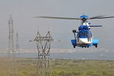 Great heights: How RTE's helicopter fleet oversees power lines from on high Airbus Helicopters