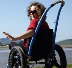 Carrie-Ann is a keen traveller Carrie-Ann Fleming is a keen travel blogger who works for Tourism for All. She's also a #wheelchair user.