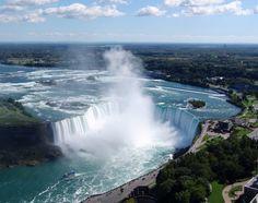 Niagara Falls Nature Photo Picture HD Wallpaper Original Size,