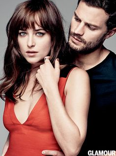 Jamie Dornan and Dakota Johnson dished to Glamour all about filming Fifty Shades of Grey sex scenes in the infamous Red Room, plus what turns them on in real life