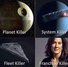 Star Wars Trivia, Star Wars Klone, Star Wars Jokes, Star Wars Facts, Star Wars Comics, Star Wars Fan Art, Images Star Wars, Funny Star Wars Pictures, Cuadros Star Wars