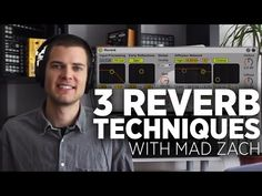 Ready to add some reverb to your productions? Mad Zach shares three powerful techniques that can really space out your tracks. Get a full explanation here: h...
