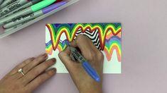 Jen Stark, Drawing Lessons, Art Lessons, Collaborative Mural, Art Room Doors, Intro To Art, Third Grade Art, School Art Projects, Middle School Art