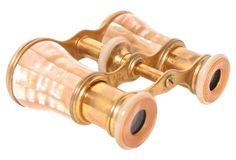 Mother-of-Pearl French Opera Glasses