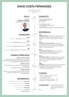 CV Design 1
