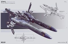 ArtStation - 18 ships (Star Conflict), Alexey Pyatov