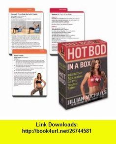 Jillian Michaels Hot Bod in a Box Kick Butt with 50 Exercises from TVs Toughest Trainer (9780307450517) Jillian Michaels , ISBN-10: 0307450511  , ISBN-13: 978-0307450517 ,  , tutorials , pdf , ebook , torrent , downloads , rapidshare , filesonic , hotfile , megaupload , fileserve