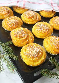 Christmas Sweets, Christmas Baking, Swedish Recipes, Sweet Recipes, Candy Recipes, Baking Recipes, Fika, Looks Yummy, Sugar And Spice