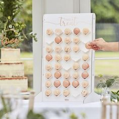 We cooperate with the bakery , they sell great tasty macaron. Choose from any of personalized macaron to reflect your unique branding style! Occasions you can use for your customized engraved macaron: - Valentine's day gift- baby shower- bridal shower- wedding- events- gifts for your clients- family gatherings If you are looking for wedding favor for you guest, contact us for the free sample to taste it out. We also can customized your package with it (see picture below). 📌How to order 1. This Macaron Stand, Macaron Tower, Macaron Cake, Gold Wedding, Wedding Table, Rustic Wedding, Wedding Card, Wedding Cake Alternatives, Wedding Photo Props