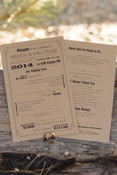 Country Glam Wedding: Heather + Brian