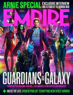 Group cover for Empire - Guardians of the Galaxy Vol. 2, 2017