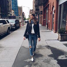 NEW YORK LOOKS - MODEROSA