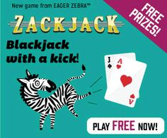 Online Business Operator: Play the exciting Zackjack!