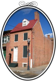 Of course visiting Edgar Alan Poe house is on the itinerary!