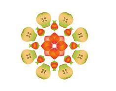 "Check out new work on my @Behance portfolio: ""apple flower"" http://be.net/gallery/59642603/apple-flower"