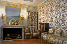 Petits Appartements de Versailles  la Salle de Billard de la Reine