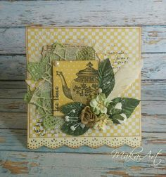 My card for ScrapShop.sk...  My journey through the Scrapbookworld...: *Paper Lace and other punching...*