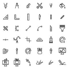 Free Icons Every Week icons.improvepresentation.com #icons #design