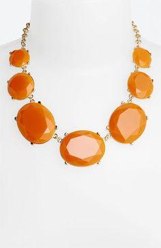 i. love. orange.