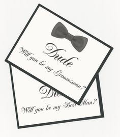 Items similar to Dude - Will you be my Groomsman - Best Man-Flat card on Etsy Be My Groomsman, Groomsmen, Bridal Party Invitations, Wedding Favor Tags, Wedding Inspiration, Wedding Ideas, Special Day, Told You So, Closest Friends