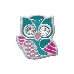 Rhinestone Owl