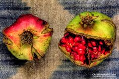 Cafe Fernando, pomegranates