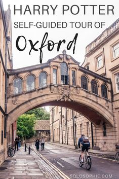 travel tip england Free amp; self-Guided Tour to the Best of Harry Potter in Oxford: here are the very best filming locations in Oxford, England (Christ Church College, Bodleian Library, etc. Oh The Places You'll Go, Cool Places To Visit, Places To Travel, Oxford Harry Potter, Eurotrip, Literary Travel, Voyage Europe, Travel Tours, Travel Guide