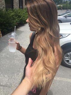 Subtle Light Brown Ombre Hair Hair Ombre Hair Hair Styles