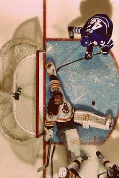 Tuukka Rask, Boston Bruins-Not in my goal!