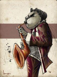 Jazz--my favorite instrument