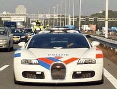 2013 Bugatti Veyron / Dutch Police Netherlands