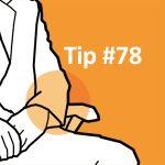 Tip 78: Para saber si te están escuchando