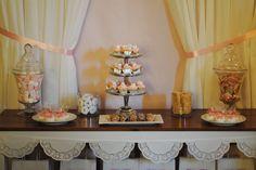 Two Crazy Cupcakes...Tea party