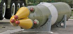 Almaz-Antey S-500 Triumfator M Self Propelled Air / Missile Defence System / SA-X-NN / Самоходный Комплекс Противоракетной / Противосамолетной Обороны С-500 «Триумфатор-М»