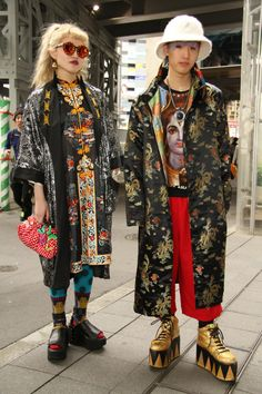 Tokyo Fashion Week Street Style March 2015 (The Uncensored Fashionista) Tokyo Fashion, Harajuku Fashion, Fashion Week, Fashion Trends, Fall Fashion, Mens Fashion, Asian Street Style, Tokyo Street Style, Japanese Street Fashion