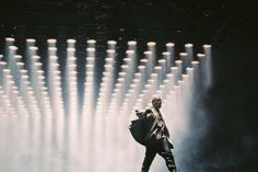 Photo of Kanye West RBC Ottawa Bluesfest Bell Stage by Wassim https://instagram.com/wssm6/